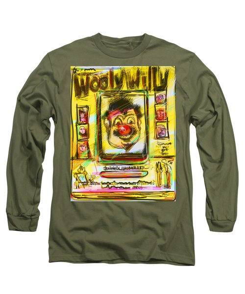 Wooly Willy Long Sleeve T-Shirt