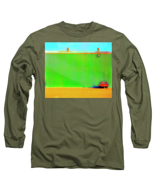Working Late Long Sleeve T-Shirt