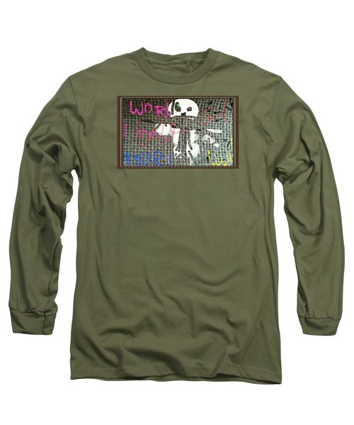 World Citizen Long Sleeve T-Shirt