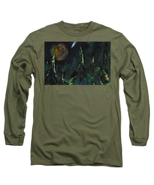 Worlds Away Long Sleeve T-Shirt