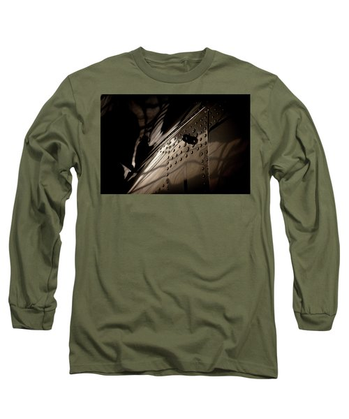 Wow, Look At The Reflections Long Sleeve T-Shirt by Paul Job