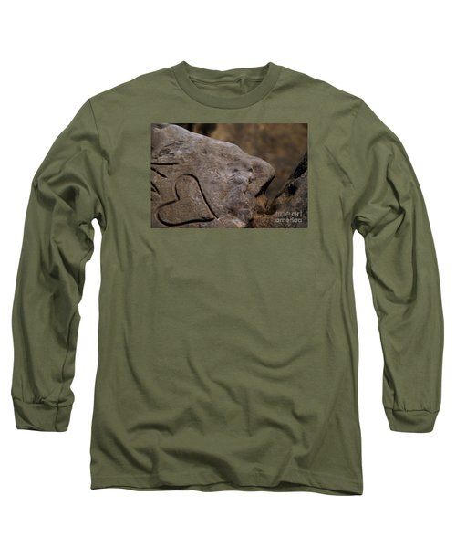 Written In Stone Long Sleeve T-Shirt