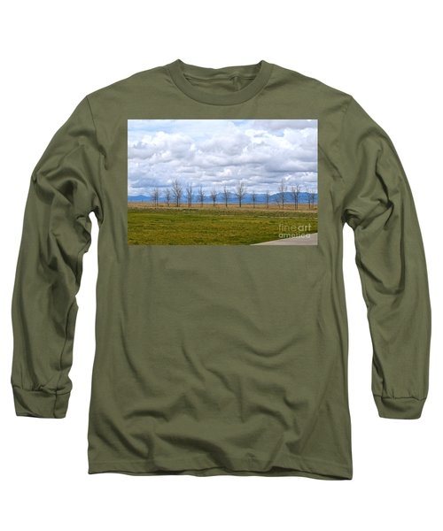 Wyoming-dwyer Junction Long Sleeve T-Shirt