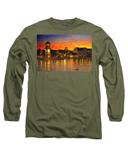 Yacht Club Long Sleeve T-Shirt