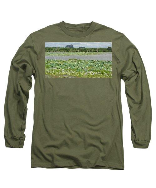 Yala National Park Long Sleeve T-Shirt