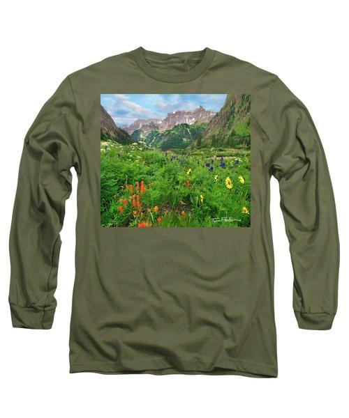Yankee Boy Basin Long Sleeve T-Shirt