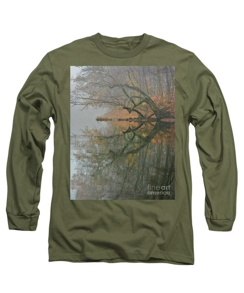 Yearming Long Sleeve T-Shirt by Tom Cameron