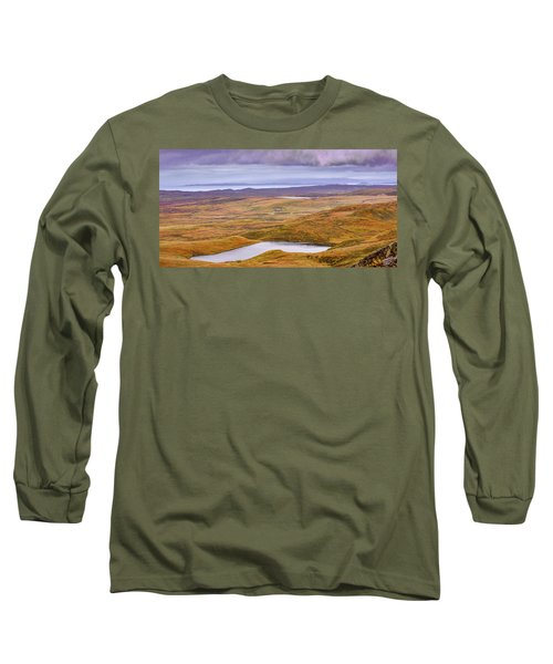 Yellow Autumn #g8 Long Sleeve T-Shirt