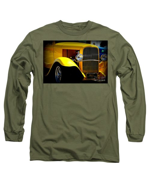 Yellow Boy Long Sleeve T-Shirt