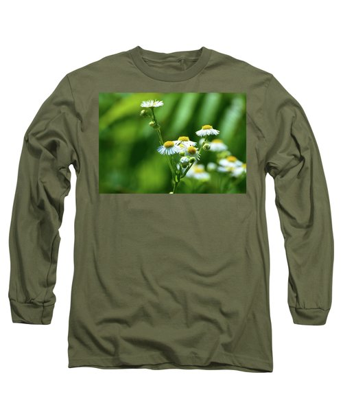 Yellow Composition  Long Sleeve T-Shirt