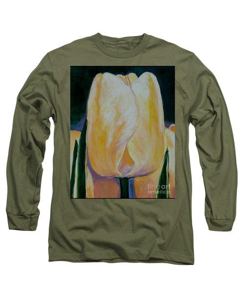 Yellow Serenity Long Sleeve T-Shirt