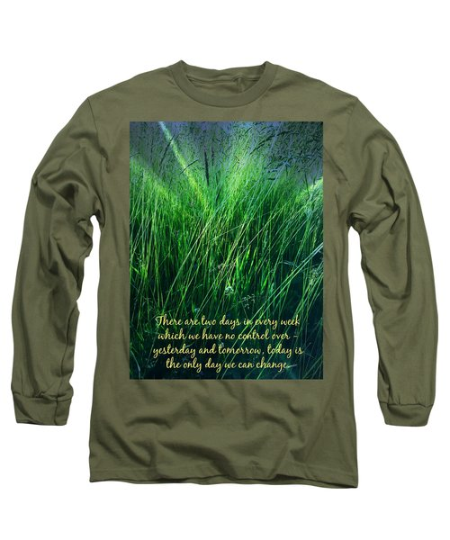 Yesterday And Tomorrow Long Sleeve T-Shirt