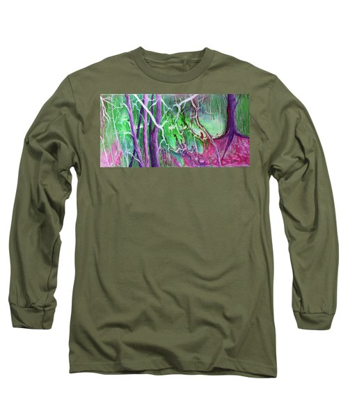 Yesterday's Dream Long Sleeve T-Shirt