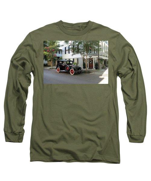 Yesteryear In Savanna Long Sleeve T-Shirt