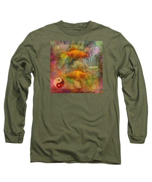 Yin Yang 2015 Long Sleeve T-Shirt