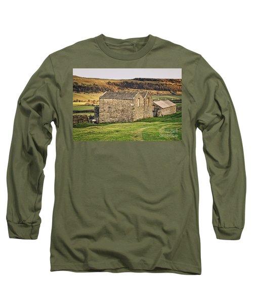 Yorkshire Stone Barns Long Sleeve T-Shirt