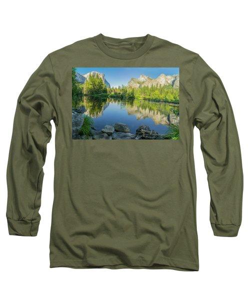 Yosemite Long Sleeve T-Shirt