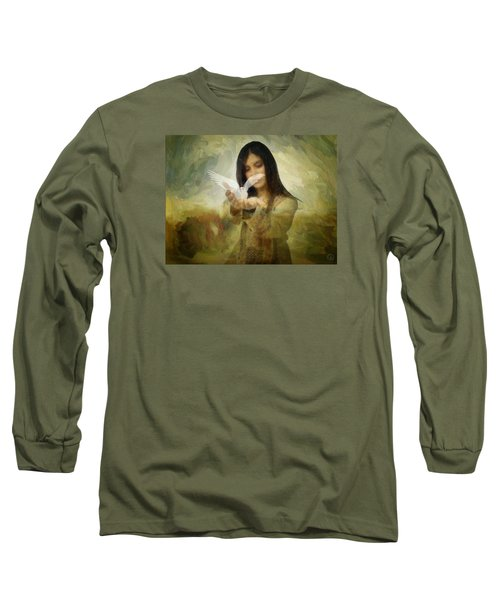 You Bird Of Freedom And Peace Long Sleeve T-Shirt