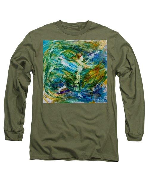 You Make Me Brave Long Sleeve T-Shirt