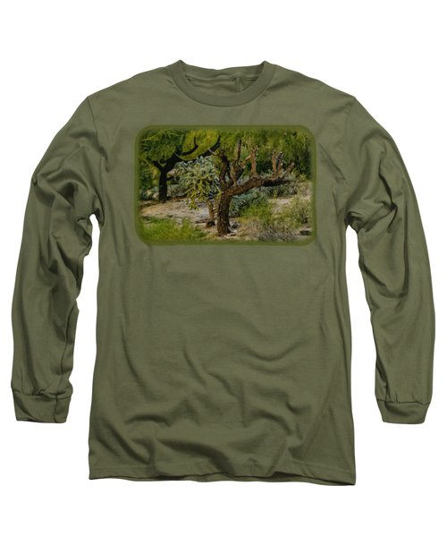 Young And Old Long Sleeve T-Shirt