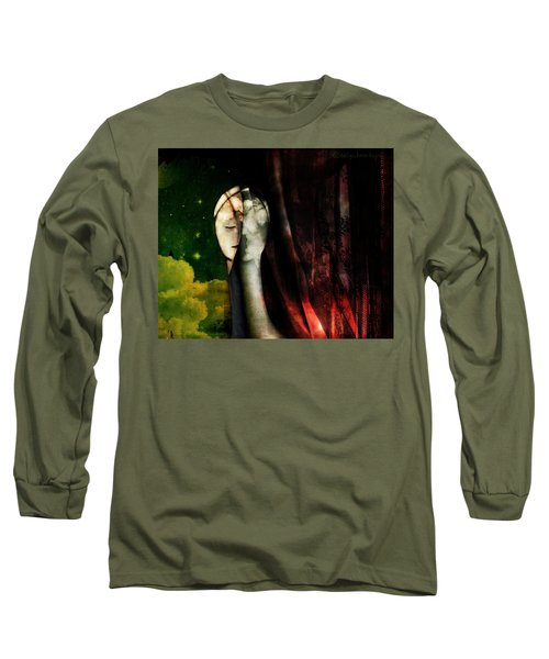 You...with The Clouds In Your Eyes Long Sleeve T-Shirt