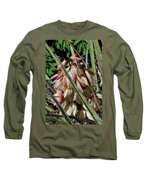 Yucca Bloom I Long Sleeve T-Shirt