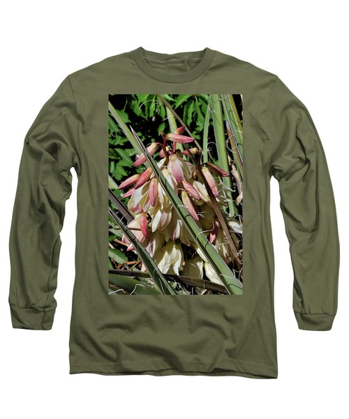 Yucca Bloom I Long Sleeve T-Shirt