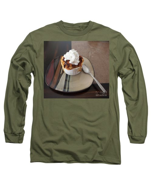 YUM Long Sleeve T-Shirt by Anne Rodkin