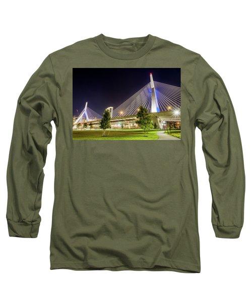 Zakim Bridge Long Sleeve T-Shirt