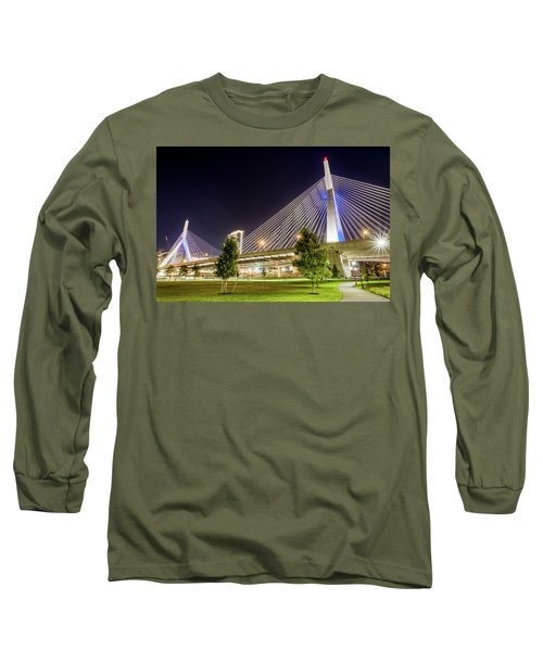 Zakim Bridge Long Sleeve T-Shirt