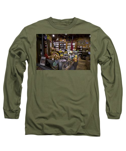 Zebs, North Conway Long Sleeve T-Shirt