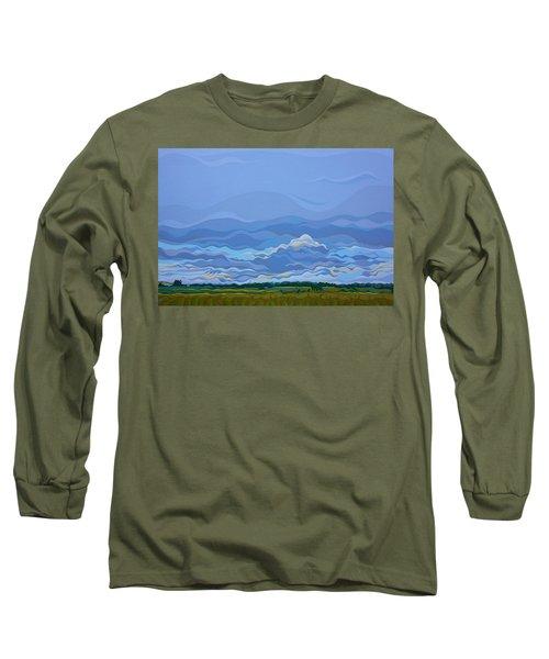 Zen Sky Long Sleeve T-Shirt