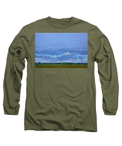 Zen Sky Long Sleeve T-Shirt