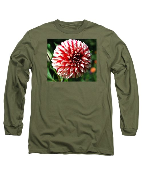 Zesty Dahlia Long Sleeve T-Shirt