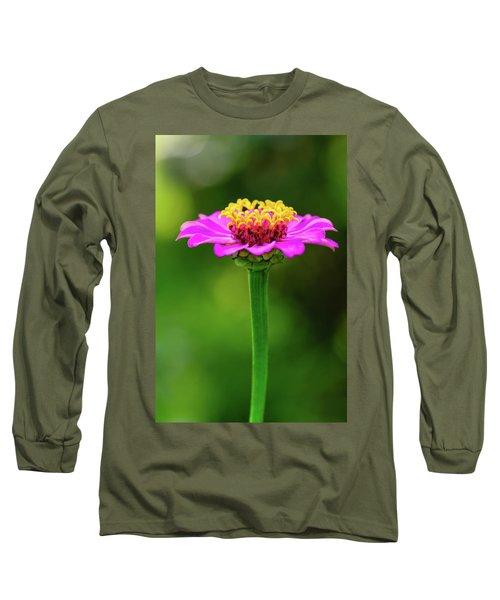 Zinnia Long Sleeve T-Shirt