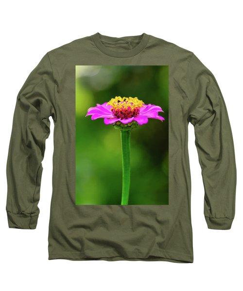 Zinnia Long Sleeve T-Shirt