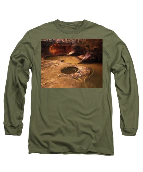 Zion  Long Sleeve T-Shirt by Dustin LeFevre