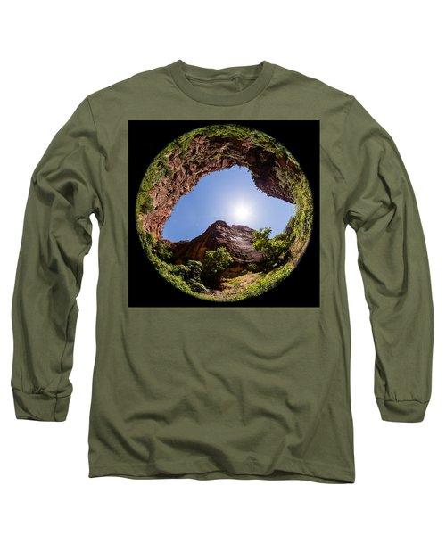 Zion Fisheye 1464 Long Sleeve T-Shirt