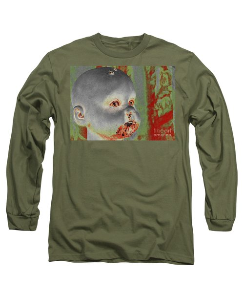Zombie Baby Long Sleeve T-Shirt