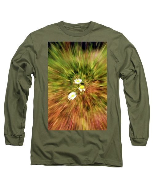 Zooming In Or Zooming Out Long Sleeve T-Shirt
