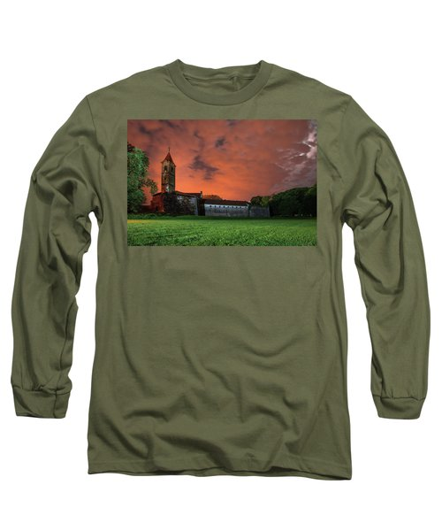 Zrinskis' Castle 2 Long Sleeve T-Shirt