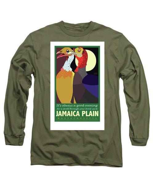 Date Night Jp Long Sleeve T-Shirt