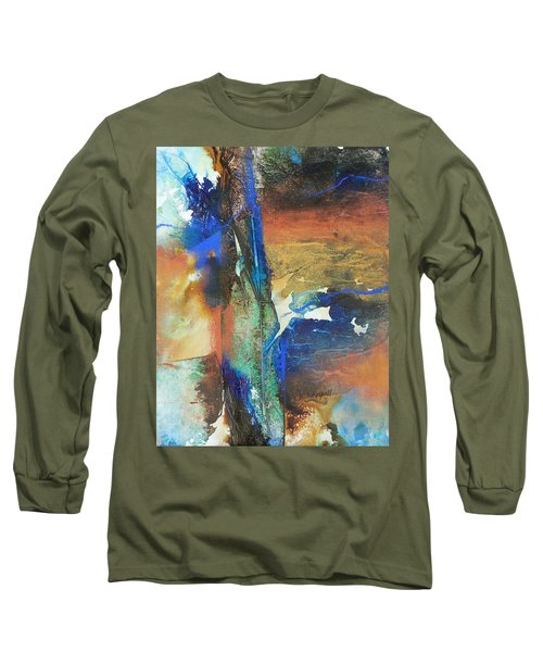 Electric And Warm Long Sleeve T-Shirt