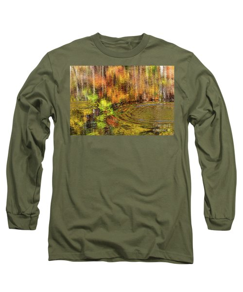 Fall Reflections Long Sleeve T-Shirt
