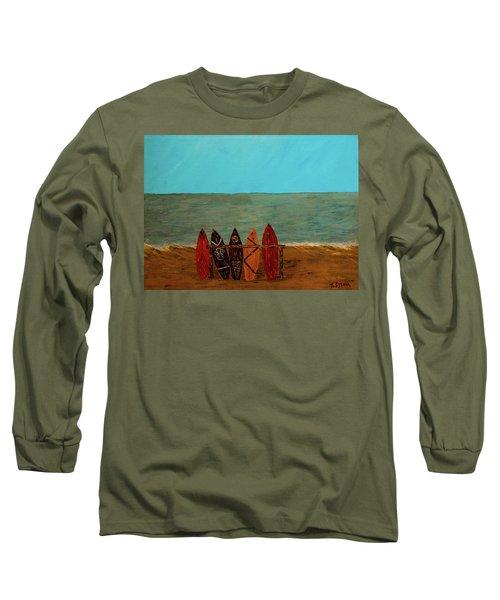 Five Reasons Long Sleeve T-Shirt