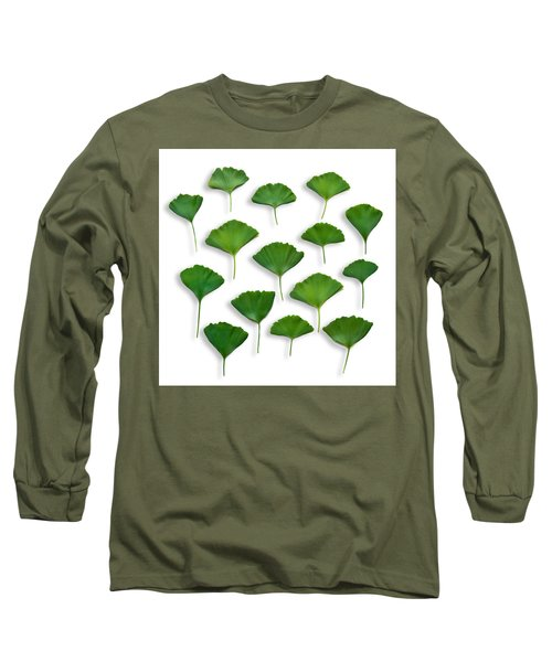 Gingkos Spring Long Sleeve T-Shirt