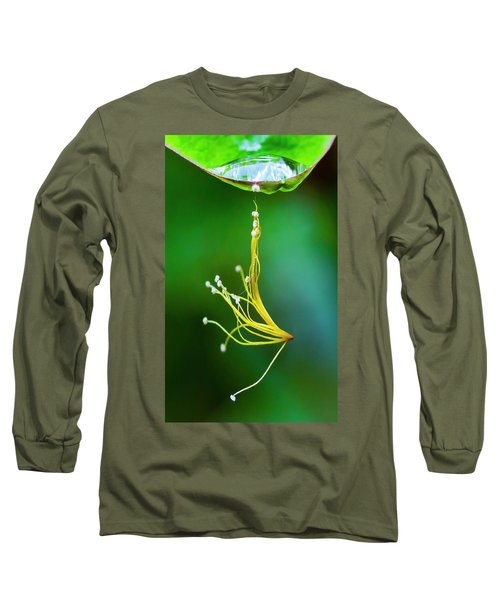 Hanging By A Thread Long Sleeve T-Shirt