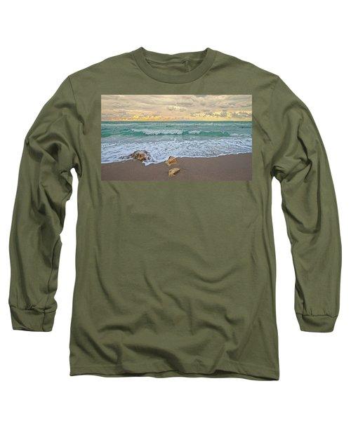 Jupiter Beach Long Sleeve T-Shirt