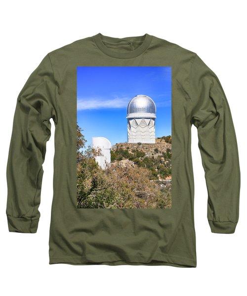 Kitt Peak Observatory Az Long Sleeve T-Shirt