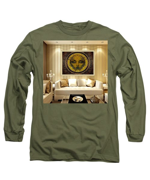 Lady Sanaa Long Sleeve T-Shirt